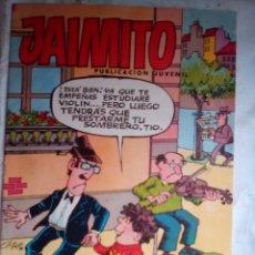 Tebeos: JAIMITO -SEMANAL- Nº 1654- CARBÓ-J. CARRIÓN-EDGAR-VILA-CASTILLO-1984-MUY BUENO-LEAN-2174. Lote 179338942