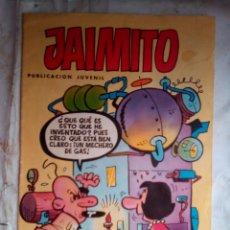 Tebeos: JAIMITO-SEMANAL- Nº 1656 -1984- CARBÓ-LICERAS-J.CARRIÓN-SIFRE-VILA-CASTILLO-DIFÍCIL-BUENO-LEAN-2175. Lote 179339981