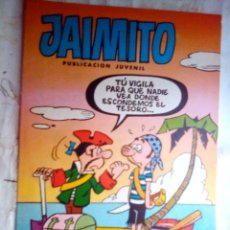 Tebeos: JAIMITO-SEMANAL- Nº 1664 -1984- CARBÓ-A.ELÍAS-PAYAGILL-VEGA-DIFÍCIL-MUY BUENO-LEAN-2176. Lote 179340290