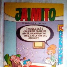Tebeos: JAIMITO-SEMANAL- Nº 1666 -1984- CARBÓ-A.ELÍAS-PAYAGILL-VEGA-LICERAS-DIFÍCIL-MUY BUENO-LEAN-2177. Lote 179340483