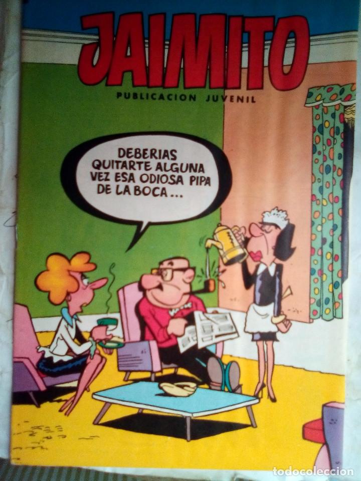 JAIMITO-SEMANAL- Nº 1668 -1984- CARBÓ-ANTONIO GUERRERO-LUIS RUBIO-VEGA-DIFÍCIL-BUENO-LEAN-2179 (Tebeos y Comics - Valenciana - Jaimito)