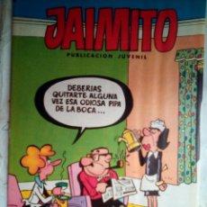 Tebeos: JAIMITO-SEMANAL- Nº 1668 -1984- CARBÓ-ANTONIO GUERRERO-LUIS RUBIO-VEGA-DIFÍCIL-BUENO-LEAN-2179. Lote 179340768