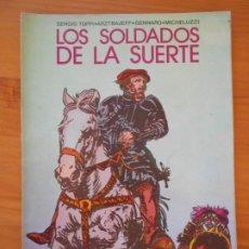 Tebeos: LOS SOLDADOS DE LA SUERTE - SERGIO TOPPI - EDITORA VALENCIANA (HK). Lote 179402928