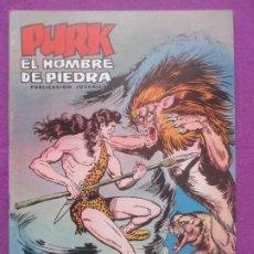 Livros de Banda Desenhada: TEBEO PURK EL HOMBRE DE PIEDRA, Nº 89, LANZA BRAVA, VALENCIANA,. Lote 179514162