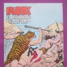 Tebeos: TEBEO PURK EL HOMBRE DE PIEDRA, Nº 87, LOS DOS MALVADOS, VALENCIANA,. Lote 179514246