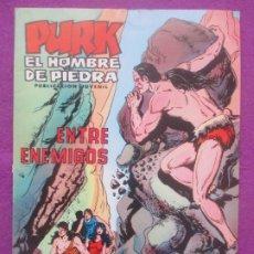 Tebeos: TEBEO PURK EL HOMBRE DE PIEDRA, Nº 86, ENTRE ENEMIGOS, VALENCIANA,. Lote 179514311
