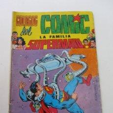 Tebeos: COLOSOS DEL COMIC Nº 2 LA FAMILIA SUPERMAN: LA INCREIBLE CIUDAD TEMBLOROSA VALENCIANA CS200. Lote 180080957
