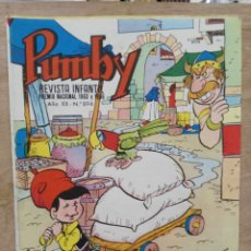 Tebeos: PUMBY - AÑO XX Nº 894 - ED. VALENCIANA. Lote 180166600