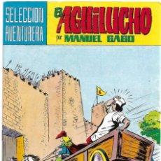 Tebeos: EL AGUILUCHO COLOR Nº 23- ORIGINAL BUEN ESTADO - LEER. Lote 180386408
