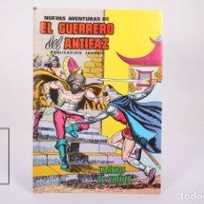 Tebeos: CÓMIC EL GUERRERO DEL ANTIFAZ - PUBLICACIÓN JUVENIL - NÚMERO 53 - ED. VALENCIANA 1980. Lote 180466901