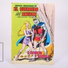 Tebeos: CÓMIC EL GUERRERO DEL ANTIFAZ - PUBLICACIÓN JUVENIL - NÚMERO 54 - ED. VALENCIANA 1980. Lote 180466916