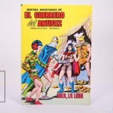 Tebeos: CÓMIC EL GUERRERO DEL ANTIFAZ - PUBLICACIÓN JUVENIL - NÚMERO 56 - ED. VALENCIANA 1980. Lote 180466917