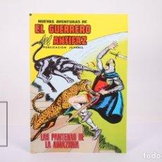 Tebeos: CÓMIC EL GUERRERO DEL ANTIFAZ - PUBLICACIÓN JUVENIL - NÚMERO 60 - ED. VALENCIANA 1980. Lote 180466926