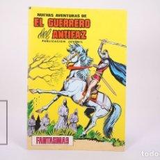 Tebeos: CÓMIC EL GUERRERO DEL ANTIFAZ - PUBLICACIÓN JUVENIL - NÚMERO 61 - ED. VALENCIANA 1980. Lote 180466935