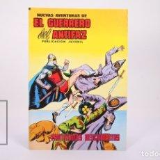 Tebeos: CÓMIC EL GUERRERO DEL ANTIFAZ - PUBLICACIÓN JUVENIL - NÚMERO 62 - ED. VALENCIANA 1980. Lote 180466938