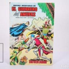 Tebeos: CÓMIC EL GUERRERO DEL ANTIFAZ - PUBLICACIÓN JUVENIL - NÚMERO 66 - ED. VALENCIANA 1980. Lote 180466946
