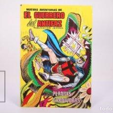 Tebeos: CÓMIC EL GUERRERO DEL ANTIFAZ - PUBLICACIÓN JUVENIL - NÚMERO 67 - ED. VALENCIANA 1980. Lote 180466951