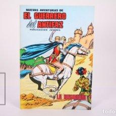 Tebeos: CÓMIC EL GUERRERO DEL ANTIFAZ - PUBLICACIÓN JUVENIL - NÚMERO 76 - ED. VALENCIANA 1980. Lote 180466996