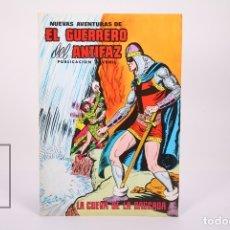 Tebeos: CÓMIC EL GUERRERO DEL ANTIFAZ - PUBLICACIÓN JUVENIL - NÚMERO 81 - ED. VALENCIANA 1980. Lote 180467008