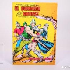 Tebeos: CÓMIC EL GUERRERO DEL ANTIFAZ - PUBLICACIÓN JUVENIL - NÚMERO 82 - ED. VALENCIANA 1980. Lote 180467010