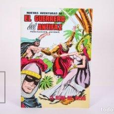 Tebeos: CÓMIC EL GUERRERO DEL ANTIFAZ - PUBLICACIÓN JUVENIL - NÚMERO 86 - ED. VALENCIANA 1980. Lote 180467028
