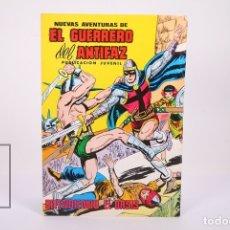 Tebeos: CÓMIC EL GUERRERO DEL ANTIFAZ - PUBLICACIÓN JUVENIL - NÚMERO 95 - ED. VALENCIANA 1980. Lote 180467038