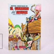 Tebeos: CÓMIC EL GUERRERO DEL ANTIFAZ - PUBLICACIÓN JUVENIL - NÚMERO 98 - ED. VALENCIANA 1980. Lote 180467051