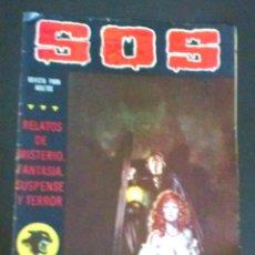 Tebeos: S.O.S. Nº 19 EDITORA VALENCIANA AÑO 1981. Lote 180848782