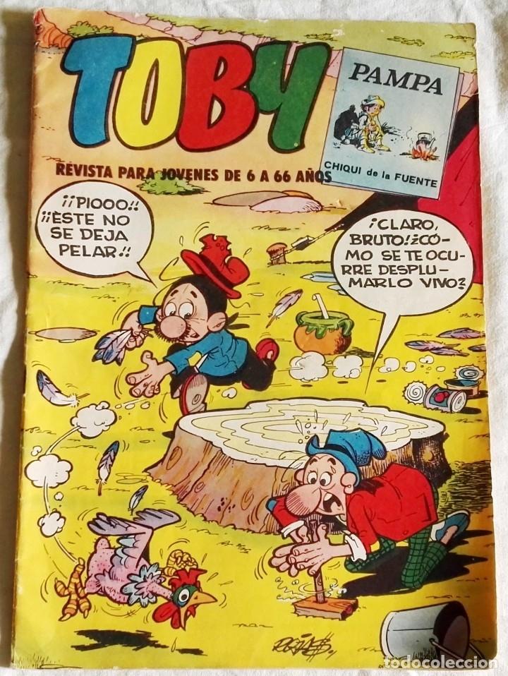 TOBY Nº13, 1983 - REVISTA PARA JÓVENES DE 6 A 66 AÑOS (Tebeos y Comics - Valenciana - Otros)