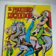 Giornalini: COMICS DE EL PEQUEÑO LUCHADOR Nº-56-LA VICTORIA DE LOS NAVAJOS. Lote 181141516