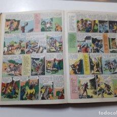 Tebeos: EL GUERRERO DEL ANTIFAZ DE EDITORIAL VALENCIANA DE 1973. Lote 212542937