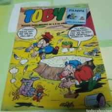 Tebeos: TEBEOS-CÓMICS CANDY - TOBY 13 - AMBROS - VALENCIANA - AA99. Lote 181434728
