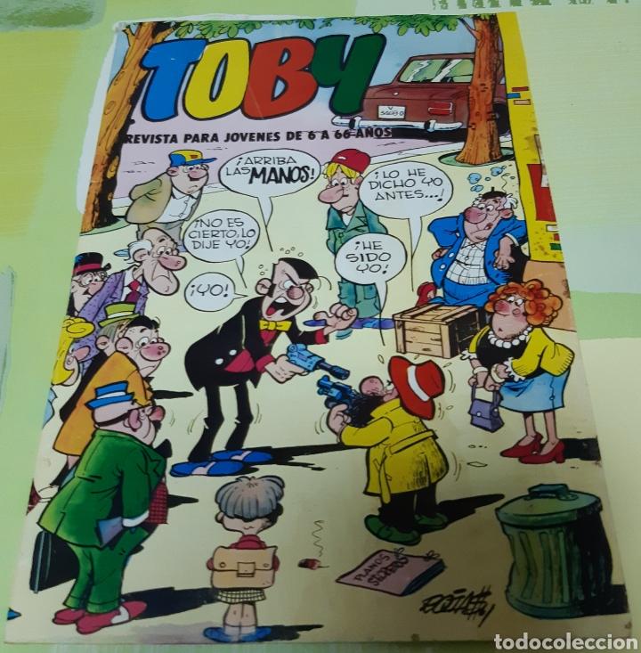 TEBEOS-CÓMICS CANDY - TOBY 2 - AMBROS - VALENCIANA - AA99 (Tebeos y Comics - Valenciana - Otros)