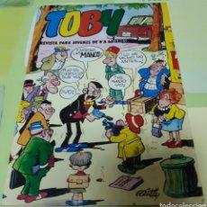 Tebeos: TEBEOS-CÓMICS CANDY - TOBY 2 - AMBROS - VALENCIANA - AA99. Lote 181435067