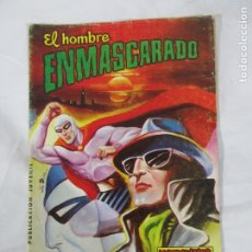 Livros de Banda Desenhada: EL HOMBRE ENMASCARADO Nº 28 VALENCIANA. Lote 181451187