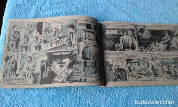 Tebeos: COLECCION SOL (ESTELLER )-1941 - UNA NOCHE DE TERROR -EPISODIO COMPLETO - Foto 3 - 181563141