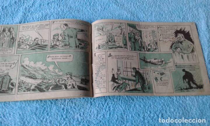Tebeos: COLECCION SOL (ESTELLER )-1941 - UNA NOCHE DE TERROR -EPISODIO COMPLETO - Foto 4 - 181563141
