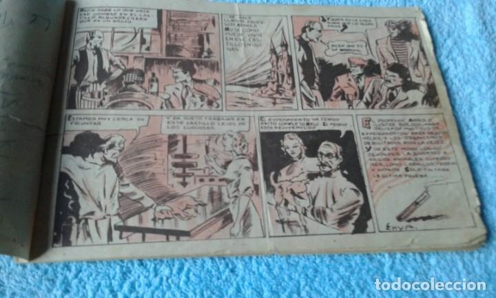 Tebeos: COLECCION SOL (ESTELLER )-1941 - UNA NOCHE DE TERROR -EPISODIO COMPLETO - Foto 6 - 181563141