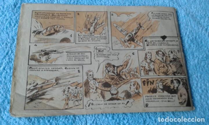 Tebeos: COLECCION SOL (ESTELLER )-1941 - UNA NOCHE DE TERROR -EPISODIO COMPLETO - Foto 7 - 181563141