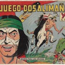 Tebeos: YUKI EL TEMERARIO Nº 20, ORIGINAL, VALENCIANA, BUEN ESTADO - VER. Lote 181924221