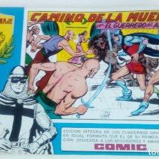 Tebeos: EL GUERRERO DEL ANTIFAZ - HOMENAJE A MANUEL GAGO - Nº 34. Lote 182026251