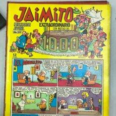 Tebeos: JAIMITO Nº 1000 EXTRAORDINARIO. Lote 182108081