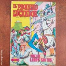 Tebeos: EL PEQUEÑO LUCHADOR - VUELVE LARRY SUTTON. NUM 45. Lote 182108506