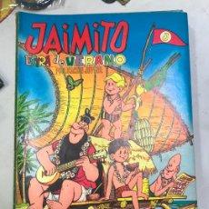 Tebeos: JAIMITO EXTRA DE VERANO 1969. Lote 182109373