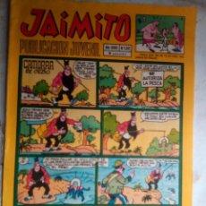 Tebeos: JAIMITO- Nº 1242 - 1973- SERAFIN-KARPA-SANCHIS-PALOP-NIN-ROJAS-CERDÁN-DIFÍCIL-MUY RARO-LEAN-2316. Lote 182143293