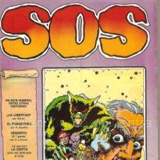 Tebeos: COMIC SOS Nº 2 NUEVO EDITORIAL VALENCIANA. Lote 182146582