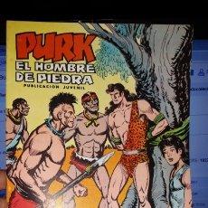 Tebeos: COMIC PURK EL HOMBRE DE PIEDRA Nº 49, SELECCION EDIVAL 1975. Lote 182210447