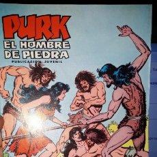 Tebeos: COMIC PURK EL HOMBRE DE PIEDRA Nº 26, SELECCION EDIVAL 1974. Lote 182211162