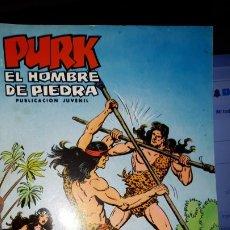 Tebeos: COMIC PURK EL HOMBRE DE PIEDRA Nº 20, SELECCION EDIVAL 1974. Lote 182212047