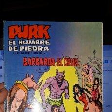 Tebeos: COMIC PURK EL HOMBRE DE PIEDRA Nº 22, SELECCION EDIVAL 1974. Lote 182212385